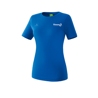 Vovem90 teamsport t-shirt dames